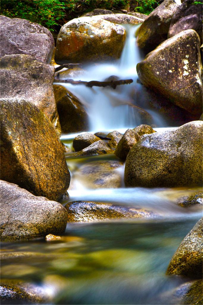 Shannon Falls River Rapids