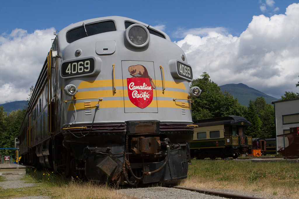 Squamish Train Museum