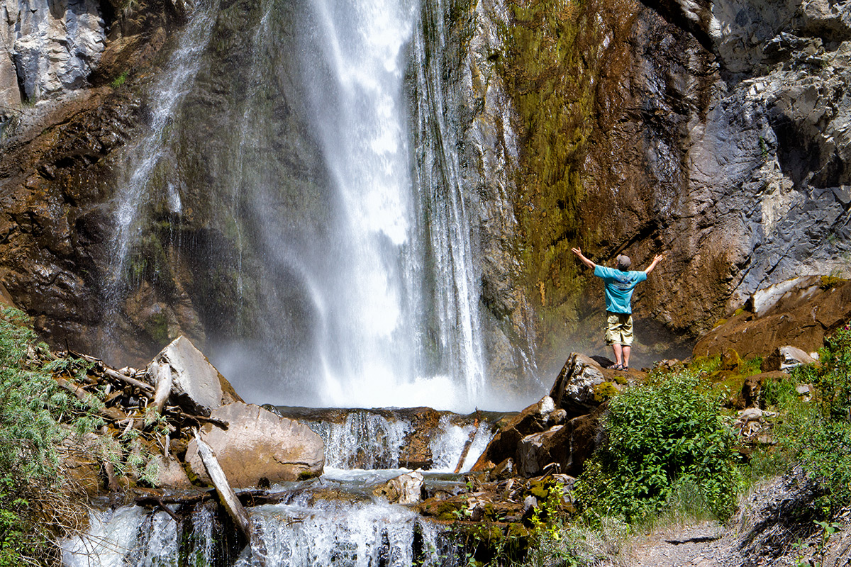 Murrray Creek WaterFalls
