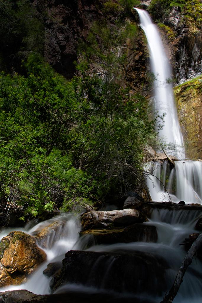 Murray Creek Falls SW Canada