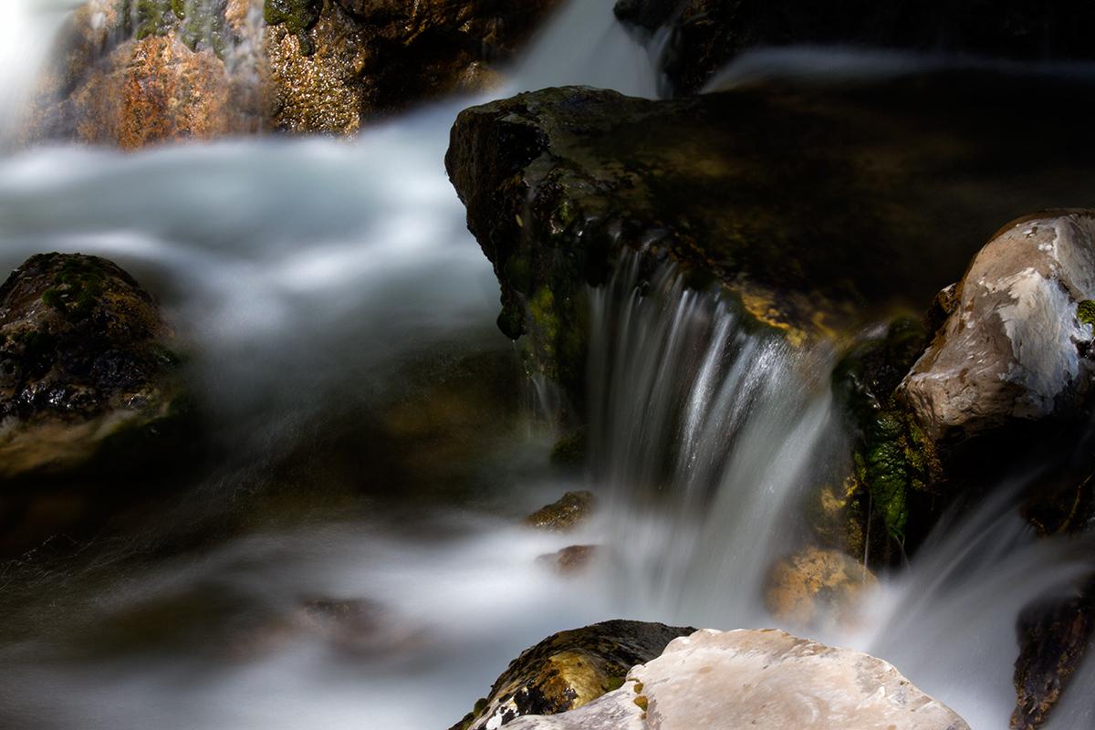 Murray Creek Waterfalls SW Canada