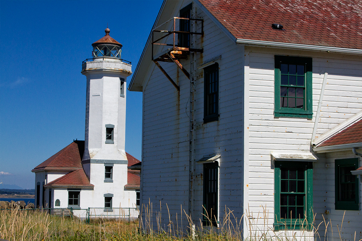 Port Townsend Lighthouse