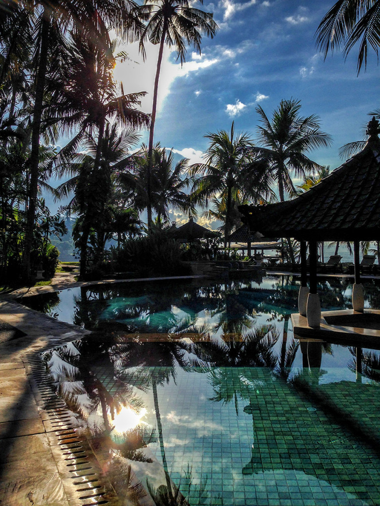 Candi Beach Resort Pool